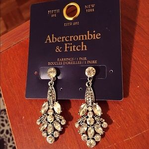 Abercrombie & Fitch Earrings NWT 🎀